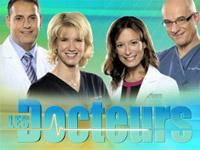 TRAME at Les Docteurs at Radio-Canada